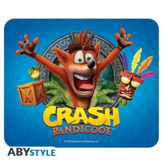Crash Bandicoot Mouse Pad