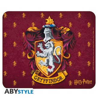 Gryffindor Mouse Pad Harry Potter