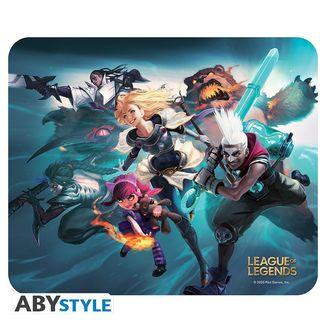 Alfombrilla League of Legends Grupo