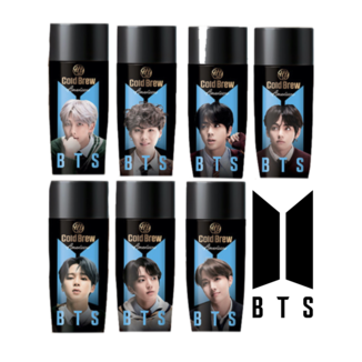 BTS Coffee Cold Brew