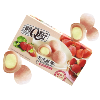 Box of Mochis Strawberry Cocoa