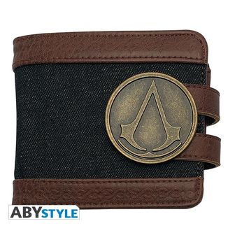 Assassin's Creed Wallet Crest Premium