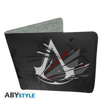 Assassins Creed Wallet Crest We Work in the Dark