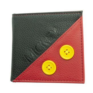 Mickey Buttons Wallet Disney
