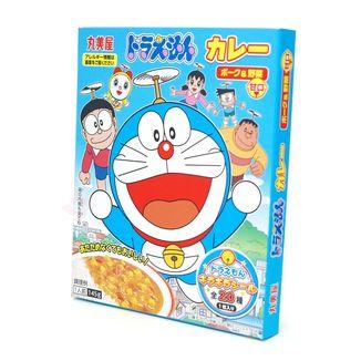 Marumiya Pork and Vegetable Curry Doraemon