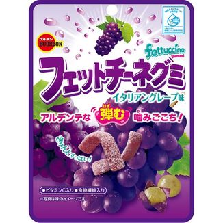 Fettuccine Gummies Grape Flavor