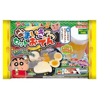 Namaiki Gummies Set Oden Shin Chan