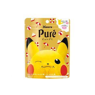 Gummies Pure Pokemon Tropical Fruit Kanro