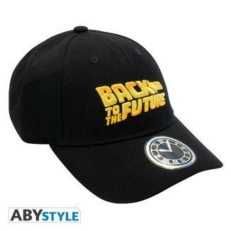 Gorra Back To The Future Logo Regreso Al Futuro