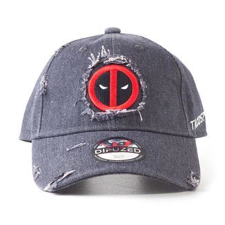 Gorra Baseball Deadpool Ripped Marvel Comics