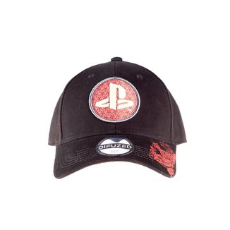 Sony Playstation Baseball Cap Biker