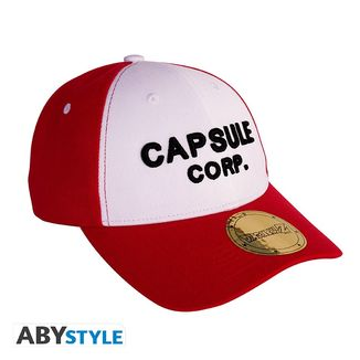 Capsule Corp Cap Dragon Ball Z