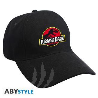 Gorra negra Logotipo Jurassic Park