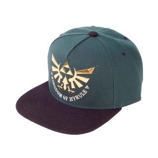 Kingdom Of Hyrule Snapback Cap The Legend Of Zelda
