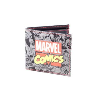 Marvel Comics Logo Wallet
