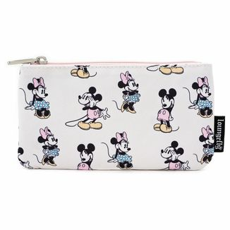 Neceser Minnie & Mickey Mouse Pastel Disney