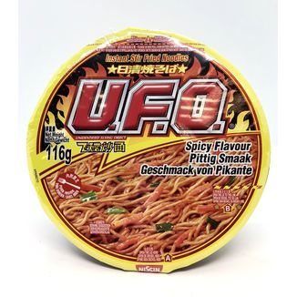 Nissin UFO Spicy Noodles