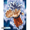 Lienzo Goku Ultra Instinct Dragon Ball Super 30 x 40 x 2 Poster