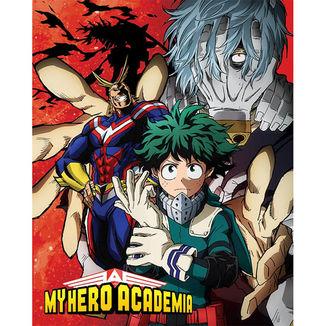 Poster My Hero Academia Heroes Nemesis 40 x 50 cms