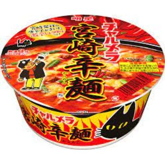 Ramen Noodles Donburi Mizayaki Spicy Myojo Charmera