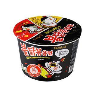 Spicy Chicken Samyang Ramen Noodles
