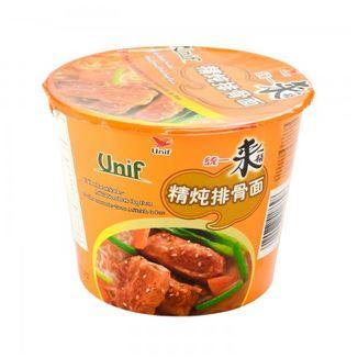 Ramen Noodles Pork Flavor 100gr Unif