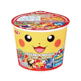 Ramen Noodles Meat Flavor Pikachu Pokémon