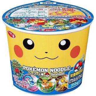 Ramen Noodles Sabor Marisco Pikachu Pokémon