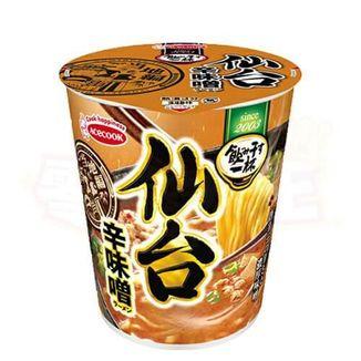 Ramen Noodles Sendai Picante AceCook
