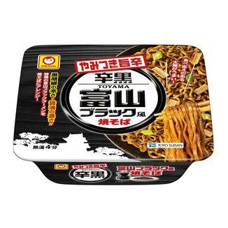 Ramen Noodles Yakisoba Black Spicy Maruchan