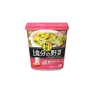 Mentai Vegetable Cream Soup