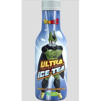 Cell Dragon Ball Z Peach Ice Tea ULTRA ICE TEA Bio