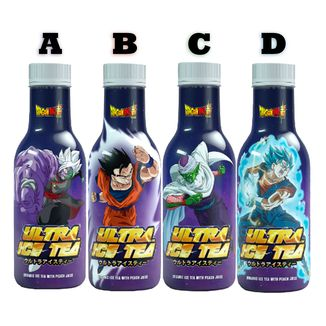 Dragon Ball Super Peach Ice Tea ULTRA ICE TEA Bio VOL 2
