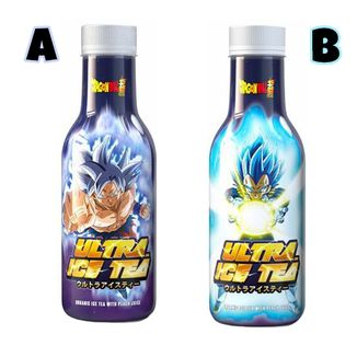 Dragon Ball Super Peach Ice Tea ULTRA ICE TEA Bio
