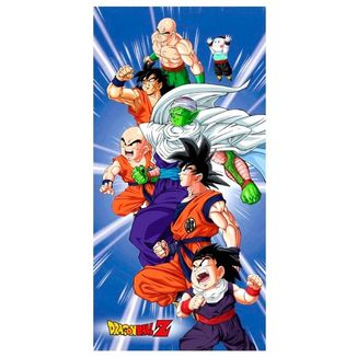 Dragon Ball Z Towel 140 x 70 cms