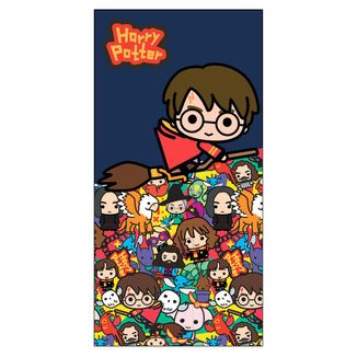 Chibi Harry Potter Microfiber Towel