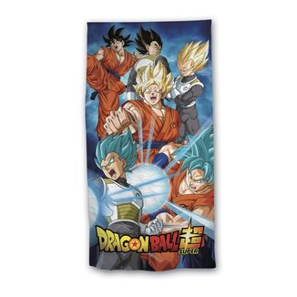 Toalla Microfibra Dragon Ball Super 70 x 140 cms