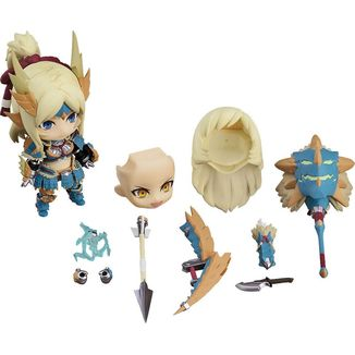 Nendoroid 1407 DX Hunter Female Zinogre Alpha Armor DX Monster Hunter World Iceborne