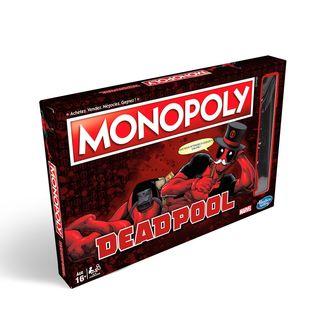 Monopoly Marvel Deadpool *Edición Inglés*
