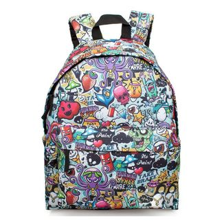 Octopus Multicolor Backpack