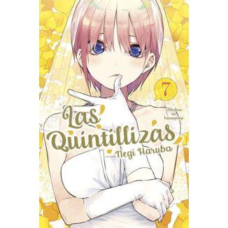 Las Quintillizas #07 Manga Oficial Norma Editorial