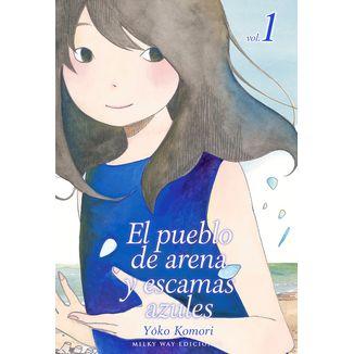 El Pueblo De Arena Y Escamas Azules #01 Manga Oficial Milkyway Ediciones