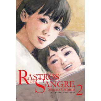 Rastros De Sangre #02 Manga Oficial Milkyway Ediciones