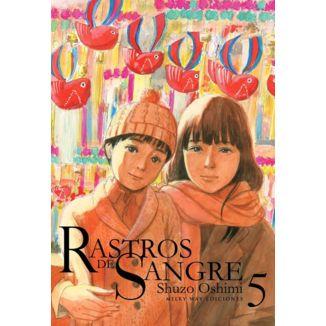 Rastros De Sangre #05 Manga Oficial Milky Way Ediciones