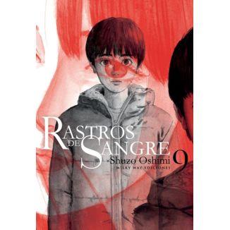 Rastros De Sangre #09 Manga Oficial Milky Way Ediciones (English)
