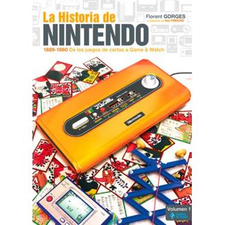La historia de Nintendo Vol. 1 (1889-1980)