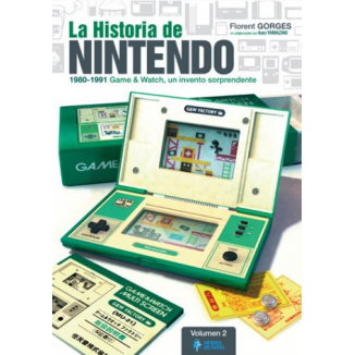 La historia de Nintendo Vol. 2 (1980-1991) (Spanish)