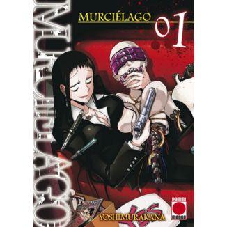 Murcielago #01 Manga Oficial Panini Manga