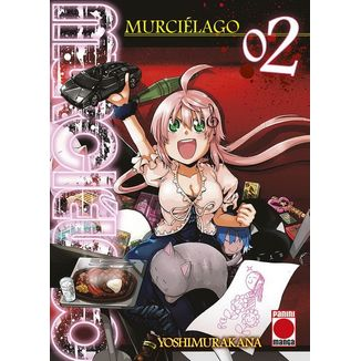 Murcielago #02 Manga Oficial Panini Manga