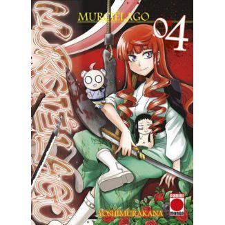 Murcielago #04 Manga Oficial Panini Manga